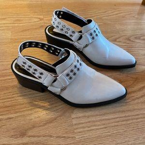 White & Black Favorite Season Shoes 6:5